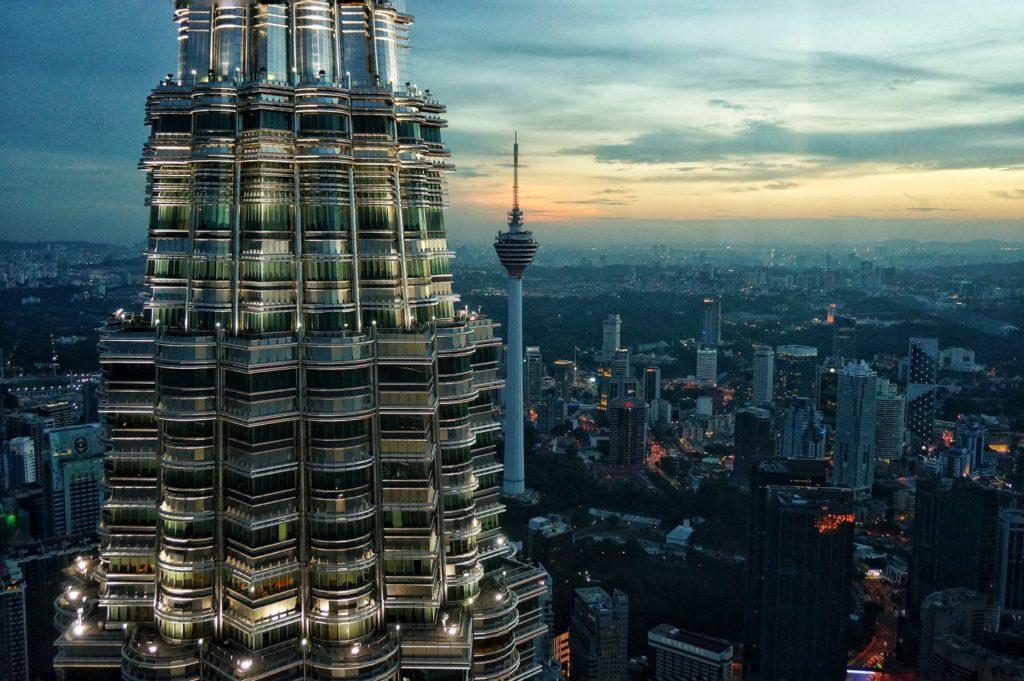 Tower in Kuala Lumpur